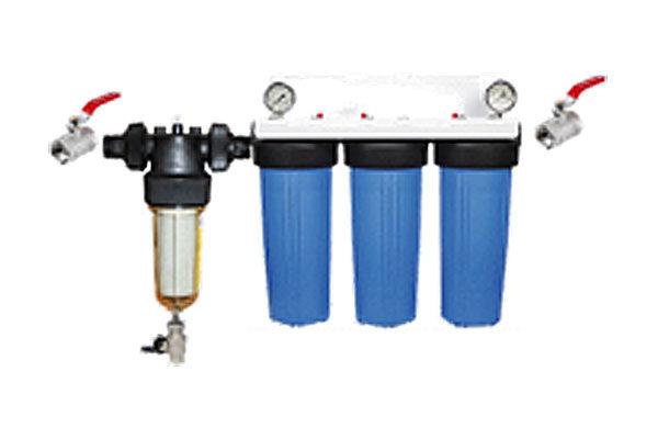 Filtration 4 niveaux 10 pouces